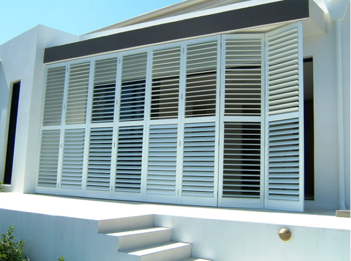 Outdoor Shutters In Miami Exterior Shutters