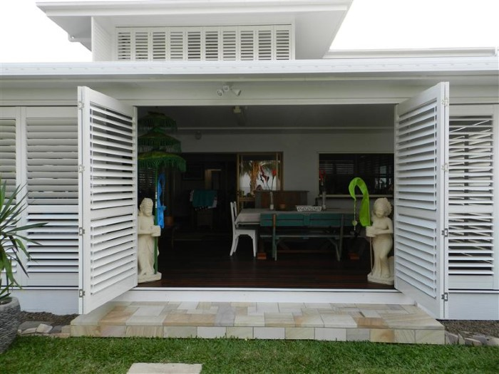 Outdoor Shutters in Miami - Exterior Shutters